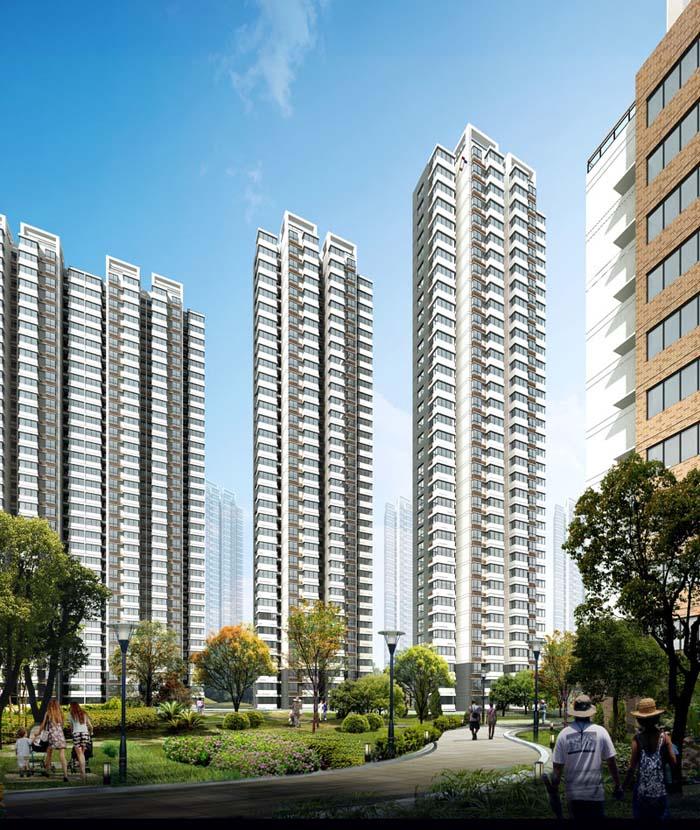 无锡惠景家园(50108㎡、34层)